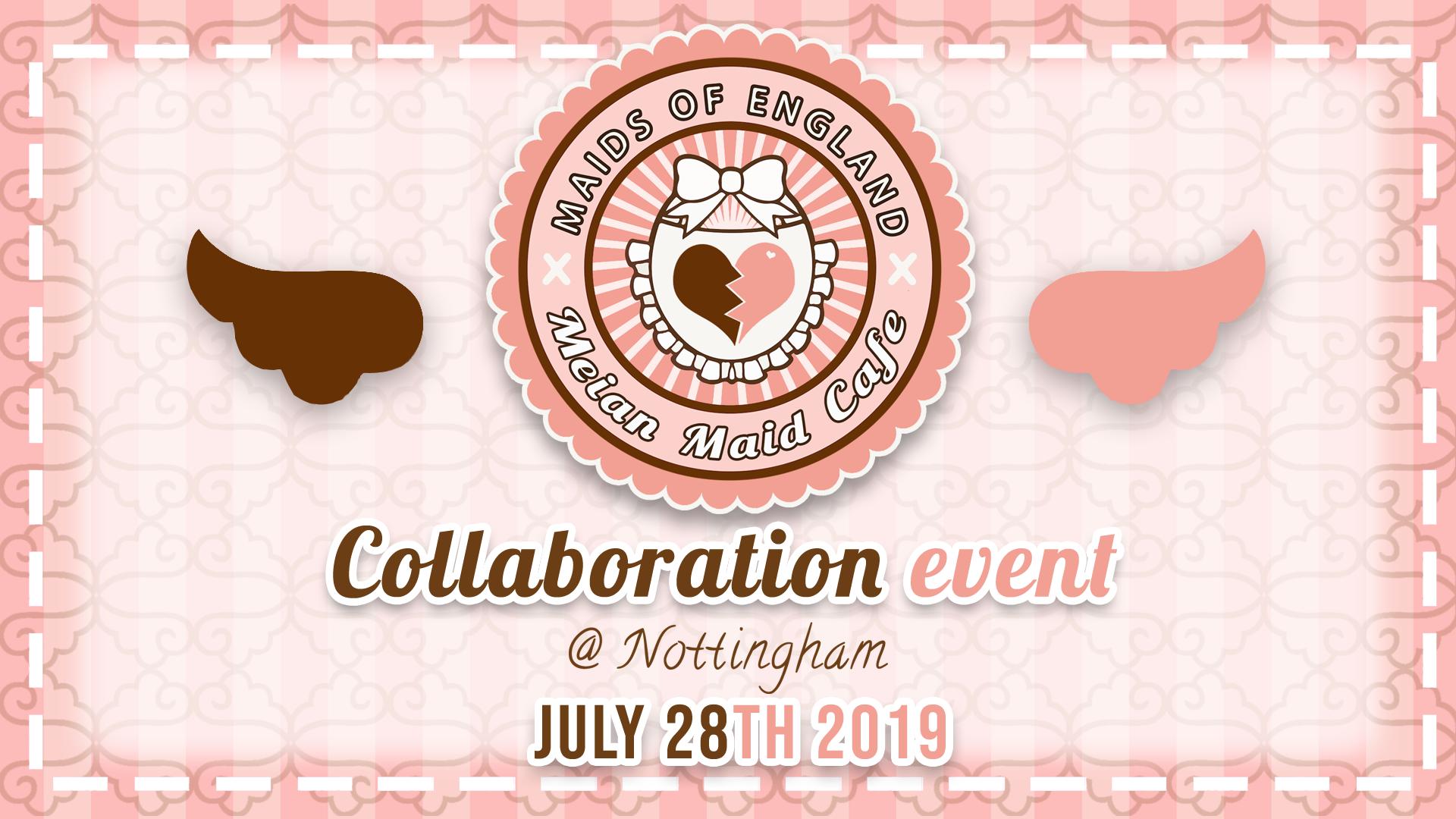 MOE x Meian Maid Cafe Collaboration Event