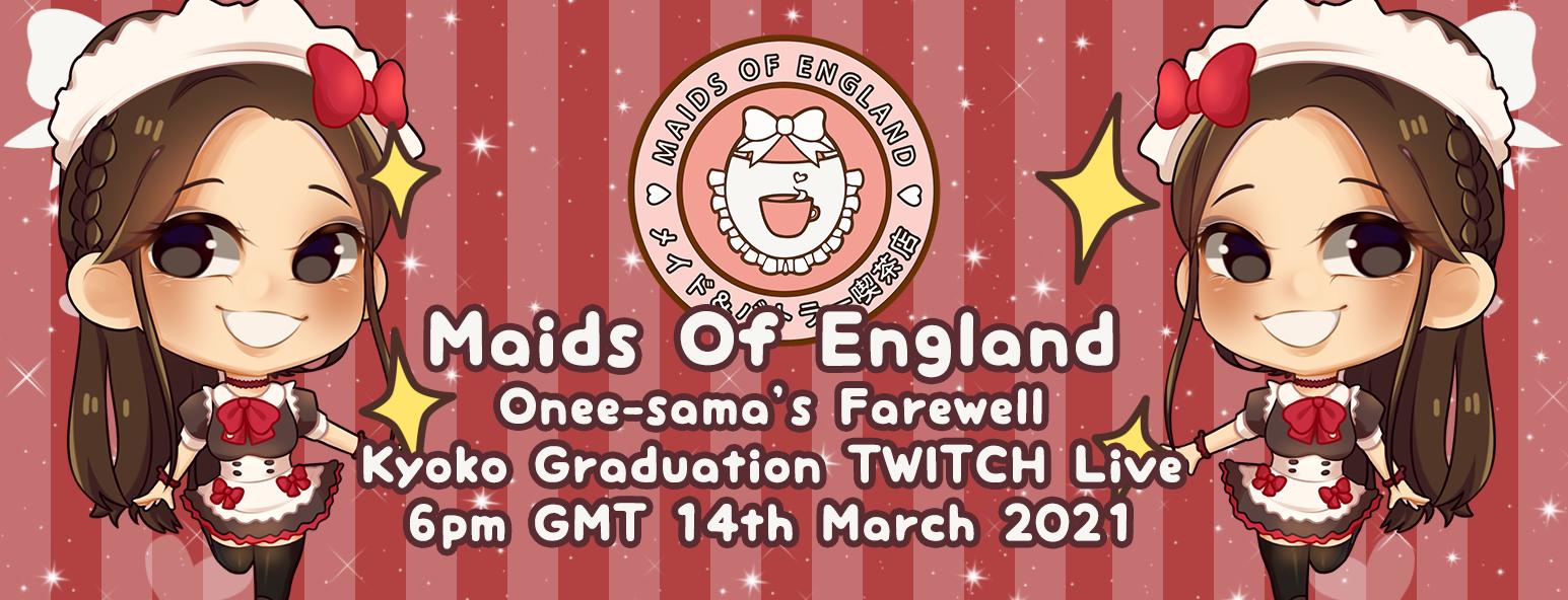 MOE! Onee-sama's Farewell